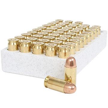 Winchester Military Service Grade 45 ACP 230 Grain FMJ Handgun Ammo (50)