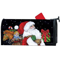 MailWraps Believe in Santa Magnetic Mailbox Cover