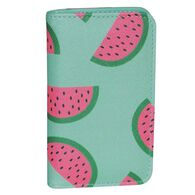 Buxton Women's Fruit Pik-Me-Ups Snap Card Case