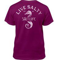 Salt Life Girls' Majestic Seas Short-Sleeve T-Shirt