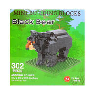 Impact Photographics Black Bear Mini Building Blocks