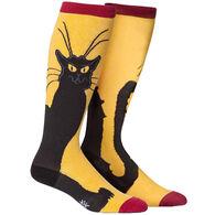 Sock It To Me Women's Chat Noir Knee High Sock