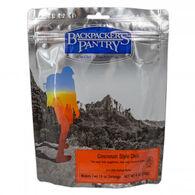 Backpacker's Pantry Cincinnati Style Chili - 2 Servings