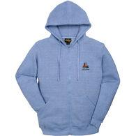 Renegade Club Women's Cabin Maine Fleece Full Zip Hooded Sweatshirt