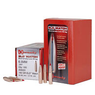 """Hornady ELD-Match 6.5mm 140 Grain .264"""" Heat Shield Tip BT Bullet (100)"""