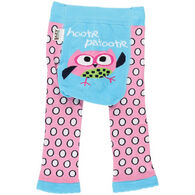 Lazy One Infant Girls' Hootie Patootie Legging