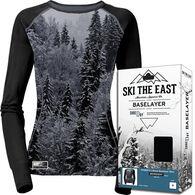 Ski The East Women's Timber Baselayer Top