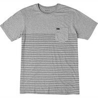 RVCA Men's Switch Up Crew Knit Short-Sleeve T-Shirt