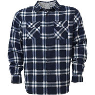 Ski The East Men's Savage Flannel Long-Sleeve Shirt