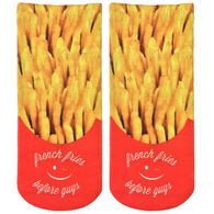 Living Royal Women's Fries Before Guys Ankle Sock