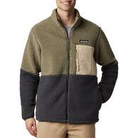 Columbia Men's Mountainside Heavyweight Sherpa Fleece Jacket