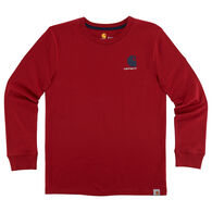 Carhartt Boys' Live On The Water Long-Sleeve T-Shirt