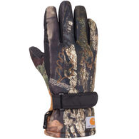 Carhartt Boys' & Girls' Camo Insulated Glove