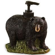 Park Designs Bear Soap Dispenser