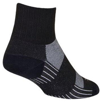 SockGuy Mens SGX Pepper Sock