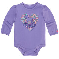 Carhartt Infant/Toddler Girls' Let's Rock Bodyshirt