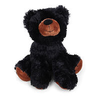 "Aurora Lil Ray Black Bear 8"" Plush Stuffed Animal"