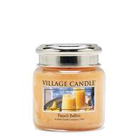 Village Candle Petite Glass Jar Candle - Peach Bellini