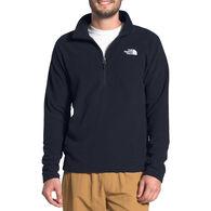 The North Face Men's Men's Textured Cap Rock Quarter-Zip Long-Sleeve Shirt