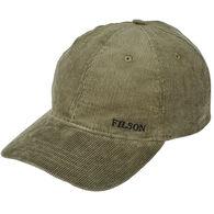 Filson Men's Cord Low-Profile Hat