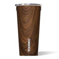 Corkcicle 16 oz. Walnut Wood Insulated Tumbler