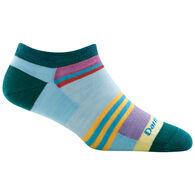 Darn Tough Vermont Women's Modern Stripe No Show Light Cushion Sock