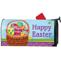 MailWraps Basket Full Of Eggs Magnetic Mailbox Cover