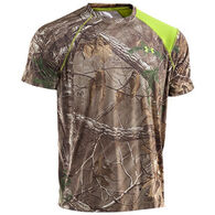 Under Armour Men's Men's Scent Control HeatGear Evo Short-Sleeve T-Shirt