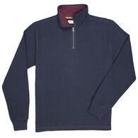 Dakota Grizzly Men's Quinton 1/4-Zip Knit Long-Sleeve Shirt