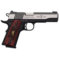 "Browning 1911-380 Black Label Medallion Pro 380 Cal. 4-1/4"" 8-Round Pistol"