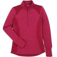 Avalanche Women's Twist Half-Zip Pullover Long-Sleeve Shirt