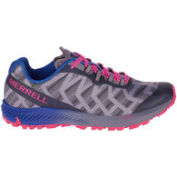 Merrell Women's Agility Synthesis Flex Trail Running Shoe