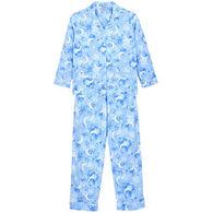 Lanz Women's Flannel PJ Set