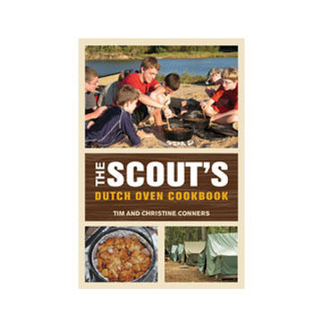 The Scouts Dutch Oven Cookbook by Tim Conners & Christine Conners