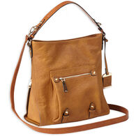 Bulldog Concealed Carry Hobo Anna Purse w/ Holster