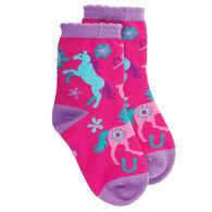 Stephen Joseph Toddler Horse Sock