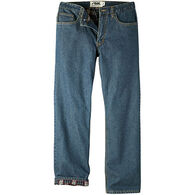 Mountain Khakis Men's Flannel Lined Jean - Classic Fit
