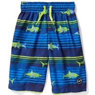 Speedo Boy's Shark Wave Redondo Volley Short