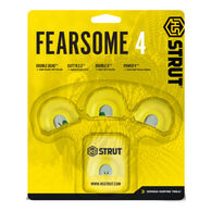 Hunter's Specialties Fearsome 4 Diaphragm Call 4 Pack