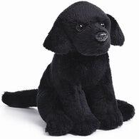 Nat & Jules Small Black Labrador Beanbag Stuffed Animal