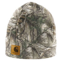 Carhartt Men's Camo Fleece Beanie