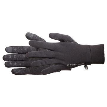 Manzella Womens Power Stretch Ultra Touchtip Glove