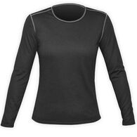 Hot Chillys Women's Pepper Skins Crewneck Baselayer Top