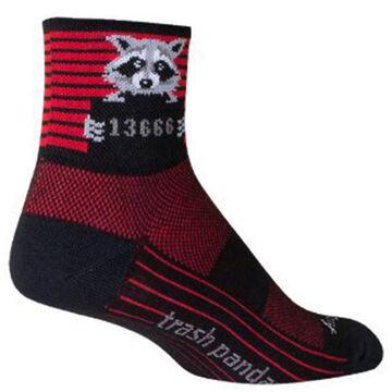 SockGuy Mens Busted Sock