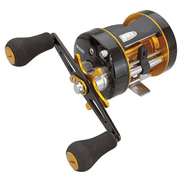 Lew's Speed Cast Round Baitcasting Reel