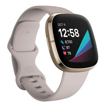 Fitbit Sense Health & Fitness Water-Resistant Smartwatch