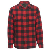 Woolrich Men's Oxbow Bend Lined Shirt Jac