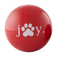 Planet Dog Orbee-Tuff Holiday Joy Ball Dog Toy