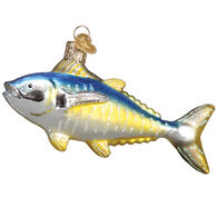 Old World Christmas Yellowfin Tuna Ornament