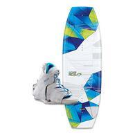 CWB Absolute 135 Wakeboard w/ Large-XL Torq Boot - Discontinued Model